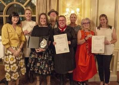 2018 IA Award Winners a